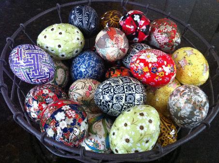 Washi Eggs A Websitebuilder Website